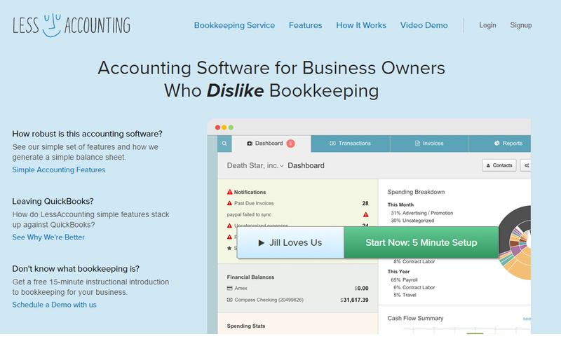 LessAccounting