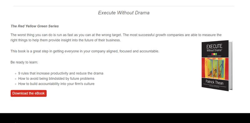Execute Without Drama