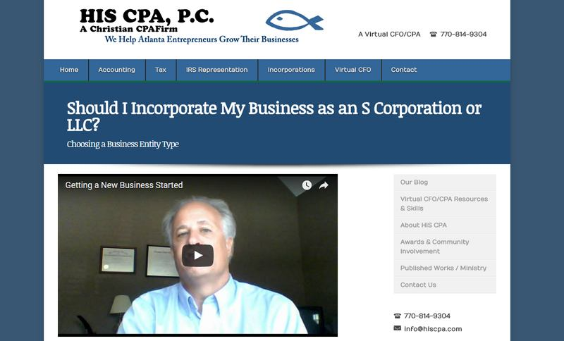 Should I Incorporate My Business as an S Corporation or LLC?