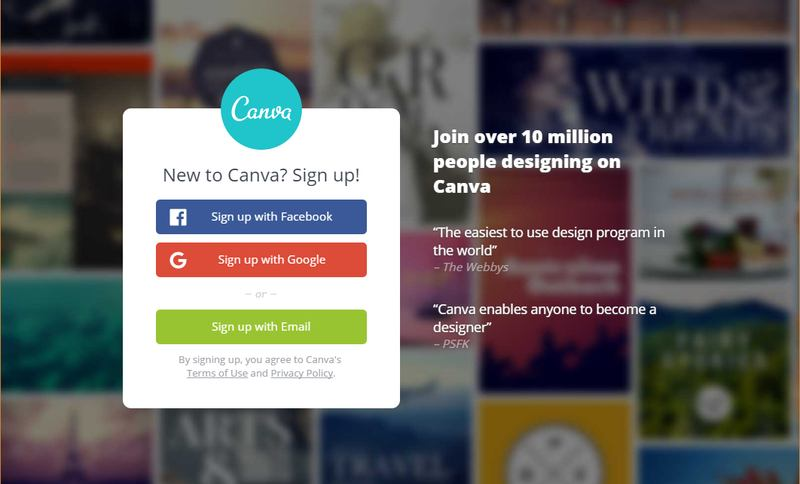 Canva - Easy Graphic Creation